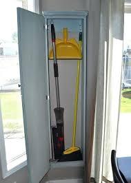 12 inch broom cabinet kitchen cabinet broom closet utility plans inch inside storage