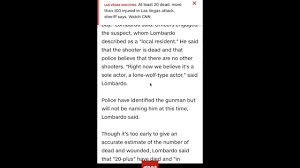 las vegas shooting false flag interesting choice of cnn fake