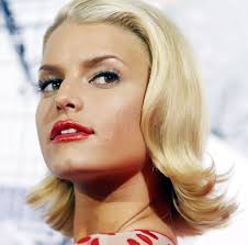 more pics of jessica simpson curled out bob 11 of 59 short