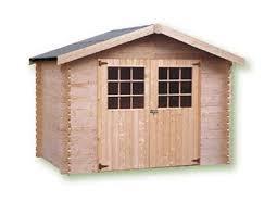 abri de jardin 9m2 mr bricolage aménagement extérieur abri de jardin en bois mr