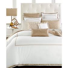 The Hotel Collection Bedding Sets Hotel Collection Embroidered Frame Comforter 200