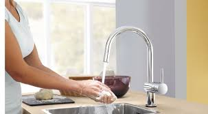 Grohe K4 Kitchen Faucet by Kitchen Faucet Daring Hansgrohe Kitchen Faucet Kitchen Grohe