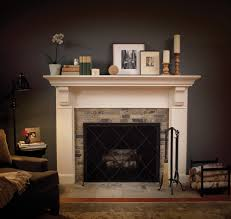 transitional fireplace tool family room traditional with stone
