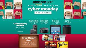 amazon cyber monday 2017 u2014 best deals on echo fire tv kindles