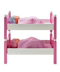 Bunk Bed Argos Buy Chad Valley Babies To Wooden Doll S Bunkbed Set At Argos