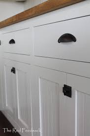 cupboard pulls and latches from my childhood the red feedsack