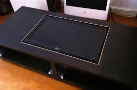 disguise your gaming addiction with this diy coffee table arcade