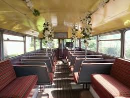 London Bus Interior Roger Busby Sea Cadets Routemaster London Bus Rm1357 Author Rnr
