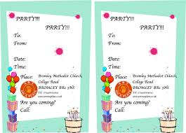 colors printable birthday invitation cards animated with speach