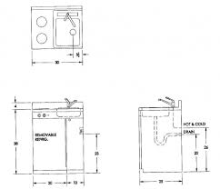 Standard Height For Kitchen Cabinets Kitchen Sink Cabinet Dimensions