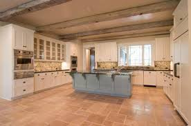 Travertine Kitchen Floor by Welcome To R D Allen Inc