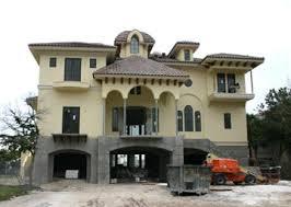 Florida Home Design Custom Luxury Homes Under Construction