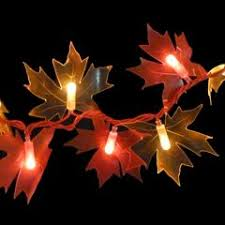 maple leaf garland with lights 40 best string lights images on pinterest light garland light
