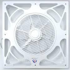 suspended ceiling exhaust fan best drop ceiling fan funwareblog com