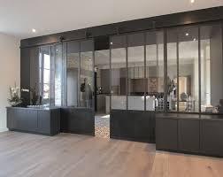 cuisine verriere interieure architecture intrieur cholet nantes verrire acier cuisine cuisine