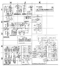 volvo 244 1989 wiring diagrams instrumentation carknowledge