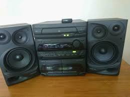 kenwood 5 1 home theater system kenwood rdx c2l stereo system in bromley london gumtree