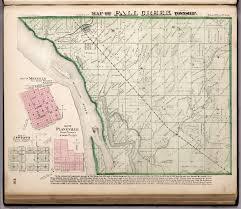 Illinois Township Map by Fall Creek Township Adams County Illinois Millville Newtown