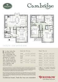 Robie House Floor Plan by Redrow Oxford House Floor Plan Design Sweeden