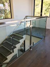 Modern House California Jack Ca Modern Stainless Steel Cable And Glass Railing