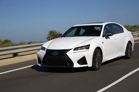 xe lexus gs 2016 lexus graces rc f and gs f with adaptive variable suspension