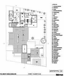 Plan Houses Architecture First Floor Plan House Interior Idea Design Scheme