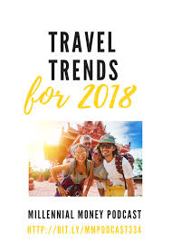 Travel Trends images Travel trends for 2018 your millennial money png