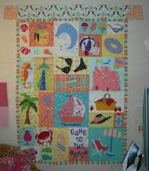 theme quilt i like to the think i ll add fishing
