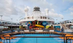 the first review of royal caribbean u0027s ovation of the seas cruise