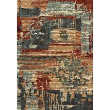 Infinity Area Rugs Dynamic Rugs Infinity Multi 2 Ft X 3 Ft 11 In Indoor Area Rug