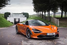 orange mclaren 720s drive co uk mclaren 720s performance wow with a capital w
