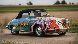 porsche cabriolet classic janis joplin u0027s porsche 356 brings 1 76 million at auction autoweek