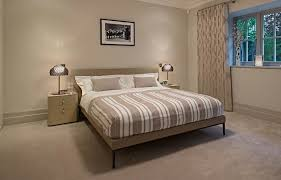 Bedroom Taupe Modern Bedroom With Taupe Colour Scheme