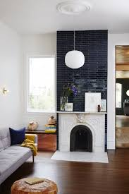 3 fireplace tile trends fireclay tile