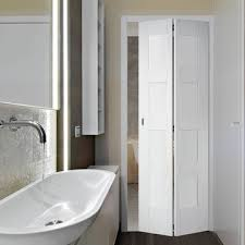 Interior Bathroom Door Bi Fold Doors Folding Doors