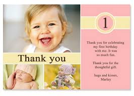 thank you cards birthday thank you card top first birthday thank
