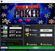 world series of mod apk wsop world series of hack chips for android and ios