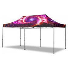 how many tables fit under a 10x20 tent vendor tent