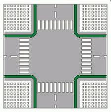 lego baseplates print cut road baseplates le u0027go