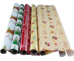 gift wrap paper rolls printed western gift wrapping paper rolls wm r005 wm china