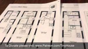 Micro House Floor Plans Tiny House Floor Plans Youtube