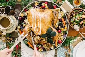 thanksgiving day cooking schedule 7 smart ways to reduce thanksgiving calories
