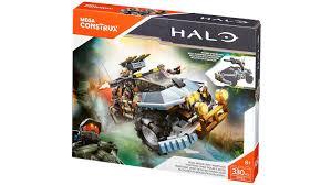 Halo Dual Mode Unsc Warthog Mega Bloks