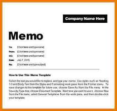 9 memo format word assistant cover letter