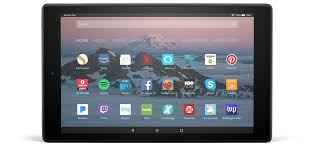 black friday tablet 2017 amazon updates the fire hd 10 tablet with a 1080p display and a