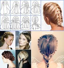 how to i french plait my own side hair french braid hairstyle diy alldaychic