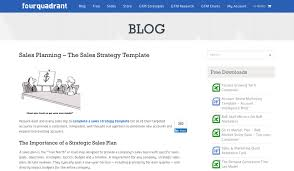 7 sales strategy templates you wish you had earlier