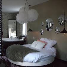 chambre avec lit rond decoration chambre avec lit rond visuel 9
