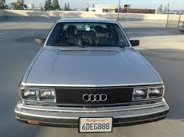 audi 5000 for sale 1983 audi 5000s with 33 000 german cars for sale