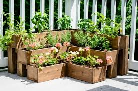 herb garden planter 65 inspiring diy herb gardens shelterness with deck herb garden